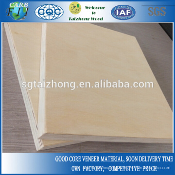 21mm Carb Birch Plywood For US Market