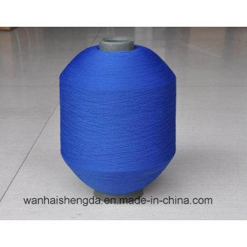 100% Polyester Dope gefärbter DTY-Garn