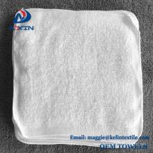 100% Cotton 25x25cm Disposable Airline Facial Towel Made in China 100% Cotton 25x25cm Disposable Airline Facial Towel Made in China