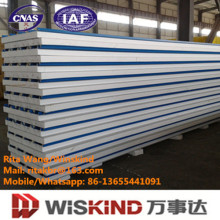 Heat Proof Compsoite EPS Sandwich Panels Heat Insulation