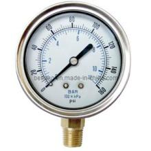 Medidor de presión con el puntero (PM-Y)