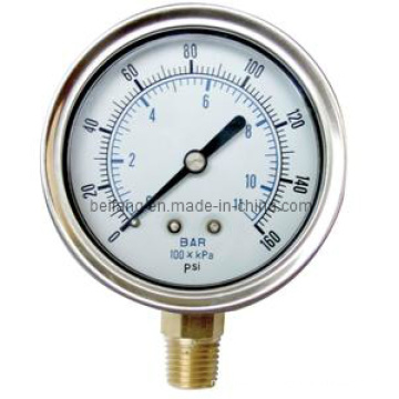 Medidor de pressão com ponteiro (PM-Y)