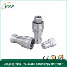 esp ss 316 tipo cierre acoplamiento neumático e hidráulico rápido