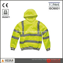 3m Reflective Tape Knitted Safety Sweatshirt