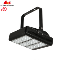 UL CUL DLC certificated CREE3030 150W Shoebox Design LED Flood Light
