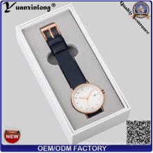Yxl-465 рекламные часы Коробка кожа часы коробки бумага Упаковка наручные часы коробки оптом с логотипом фабрики OEM
