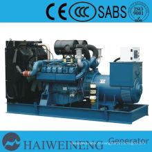 Puissance triphasée de générateur de la puissance 112kw / 140kva de courant alternatif par le moteur diesel des Etats-Unis (fabricant d'OEM)