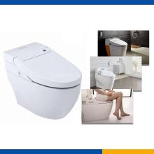 Elementos de calefacción inteligentes de la cubierta de asiento de inodoro del bidé del retrete
