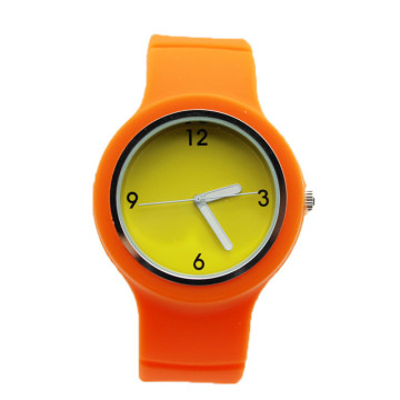 Cheap and pretty silicone Jelly watch