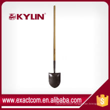 Construction Double Handle Snow Shovel