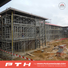 2015 Industrial Customized Steel Structure Warehouse with Easy Installation