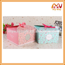 2016 les nouveaux produits de boîte cadeau en papier, boîte à gâteau