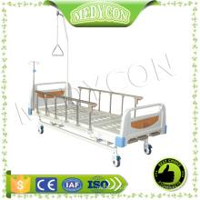 3 Kurbel manuell einstellbares Krankenhausbett