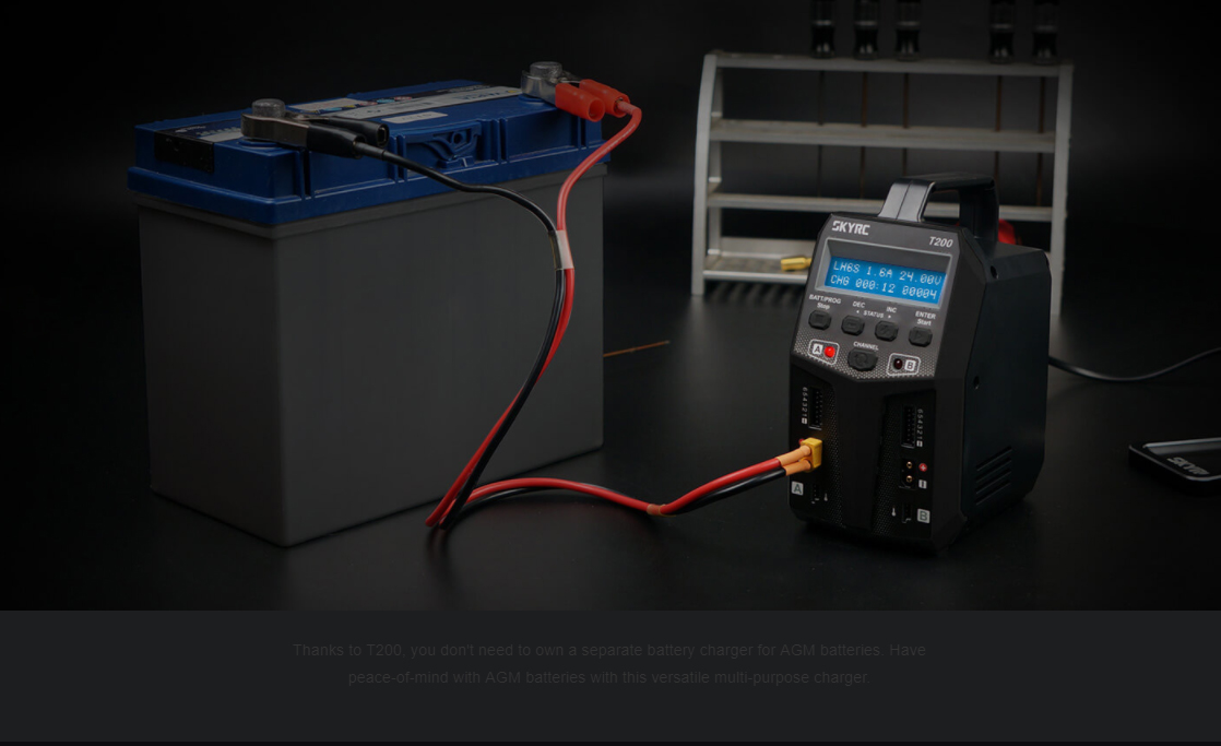 Drone Battery Charger Discharger Power Supply