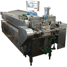 Automatische Maschinen zur Verarbeitung von Thunfischkonserven