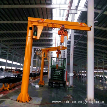 Hoist Swing Arm Lift jib Crane
