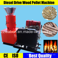 Small Diesel Driven Kahl Pellet Press Machine