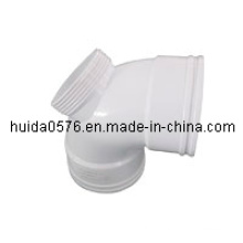 Plastic Pipe Fitting Mould (Elbow 90 Deg With Door)