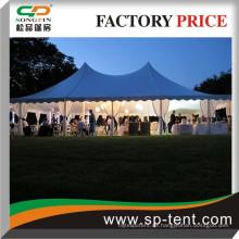 12mx24m Aluminium Stahl und pvc Partei Pole Festzelt Instant Sitzung Zelt