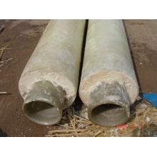 Tubo de isolamento térmico de fibra de vidro