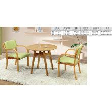 Nordeuropa Holztisch und Stuhl für Wohnzimmer