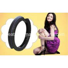 Qingdao Factory Manufacturer Motorcycle Tire 80/90-17