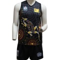 Sublimierte Custom Team Basketball Trikots