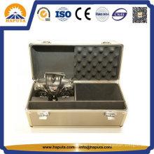 Armazenamento de ouro esporte jogo caixa de alumínio (HS-7001)