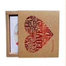 CD Packing Boxes Cardboard Drawer