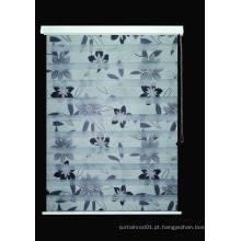 Longa vida elegante tela de zebra cego de impressão disponível
