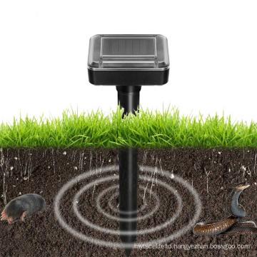 Outdoor Mole Repellent Waterproof Ultrasonic Wave Repelling Mole And Solar Mole Repeller