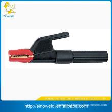 electrode holder in arc welding
