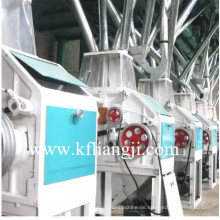 Kleine Kapazität Weizen / Mazie Mehl Maschine, Mühle Mühle
