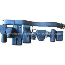 Ensemble de ceinture de sécurité de sécurité policière avec pochette multifonctionnelle