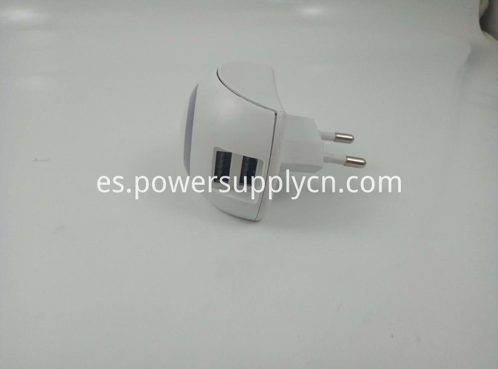 Touching Led Night Lamp Usb Charger