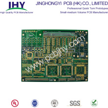 8-lagiges Immersions-Gold-PCB
