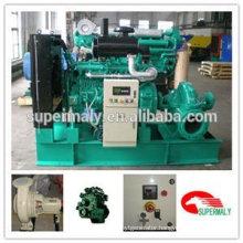 diesel water pump powered generator in China low prices
