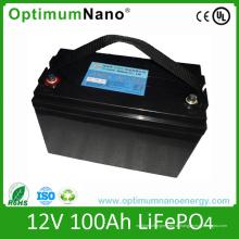 Литиевый 12В 100ач батареи ИБП