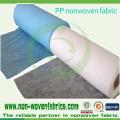 Hygiene utilizó PP Spunbond tela no tejida