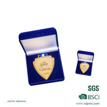 Benutzerdefinierte Metall 3D Gold militärische Medaille Souvenir Geschenk