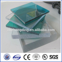 litchi style polycarbonate embossed sheet/rain-drop polycarbonate embossed sheet