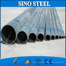 Q235, Q345, Q195 Low Alloy Steel ERW Welded Round Pipe