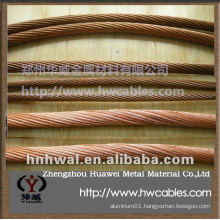 bare copper wire for horizontal grounding