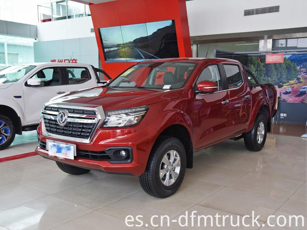 Dongfeng Rich6 Pickup Truck Red