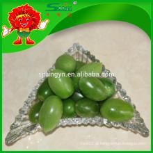 Tomates cereja verde chinês para perda de peso
