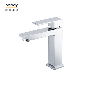 Deck Mounted Square Basin Cold Faucet