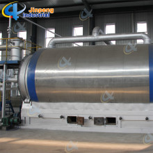 stofafval recycling machine