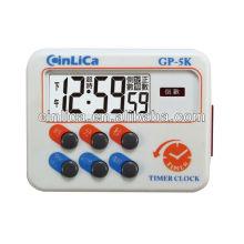 LCD display weekly digital timer GP-5