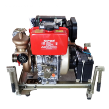 Ручной электрический аварийный дизельный пожарный насос серии CWY
