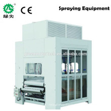 Automatic paint spray machine for furniture Wooden door cabinet /automatic spray painter for doors